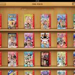 iBooksでONE PIECEカラー版65巻まで揃えました