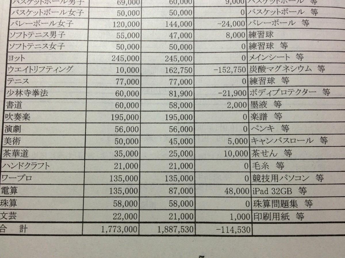 iPad 予算