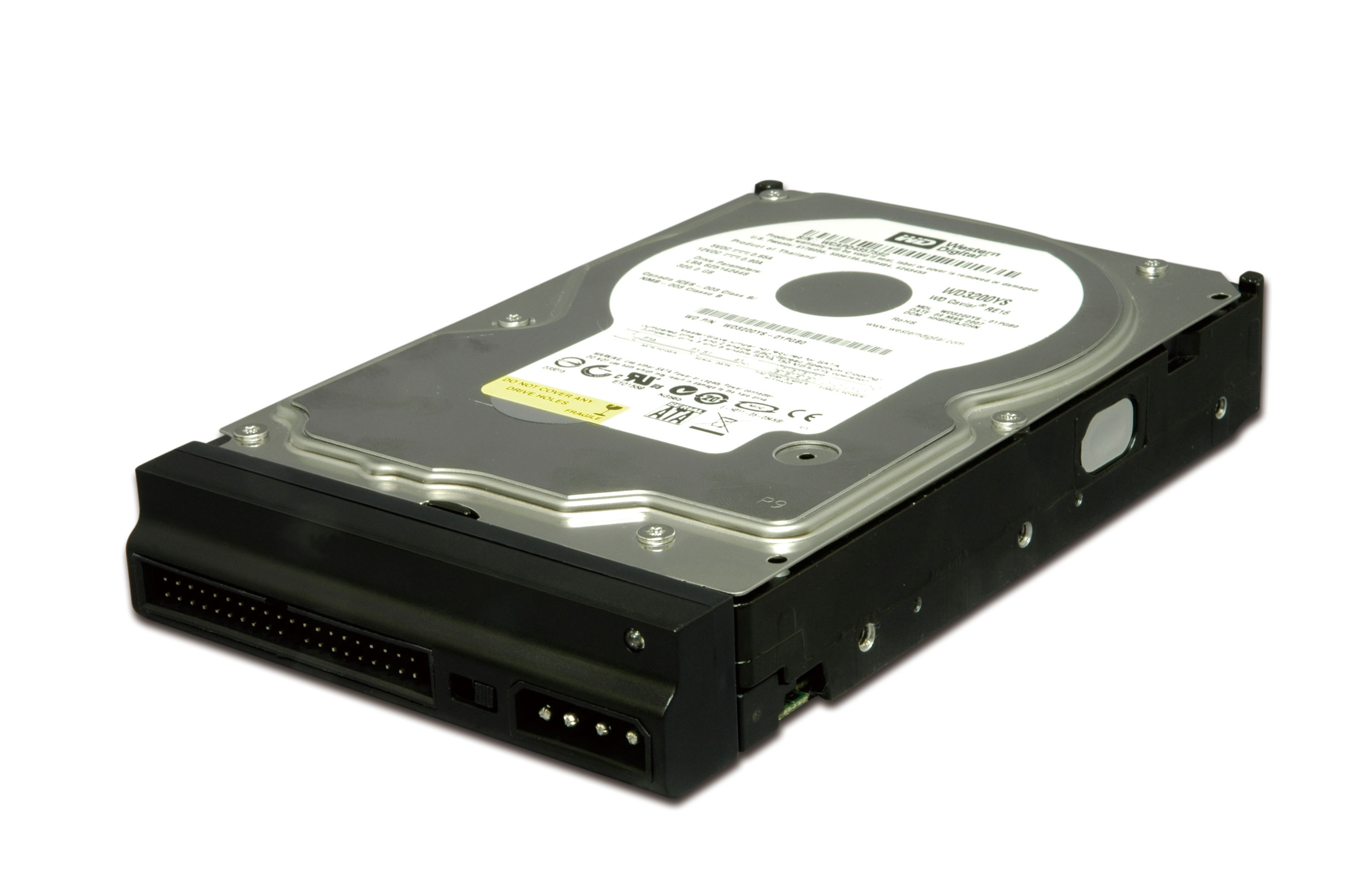 ハードディスクというか、データ