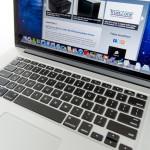 遂にMacデビュー!! MacBookProRetina 15㌅購入レビュー