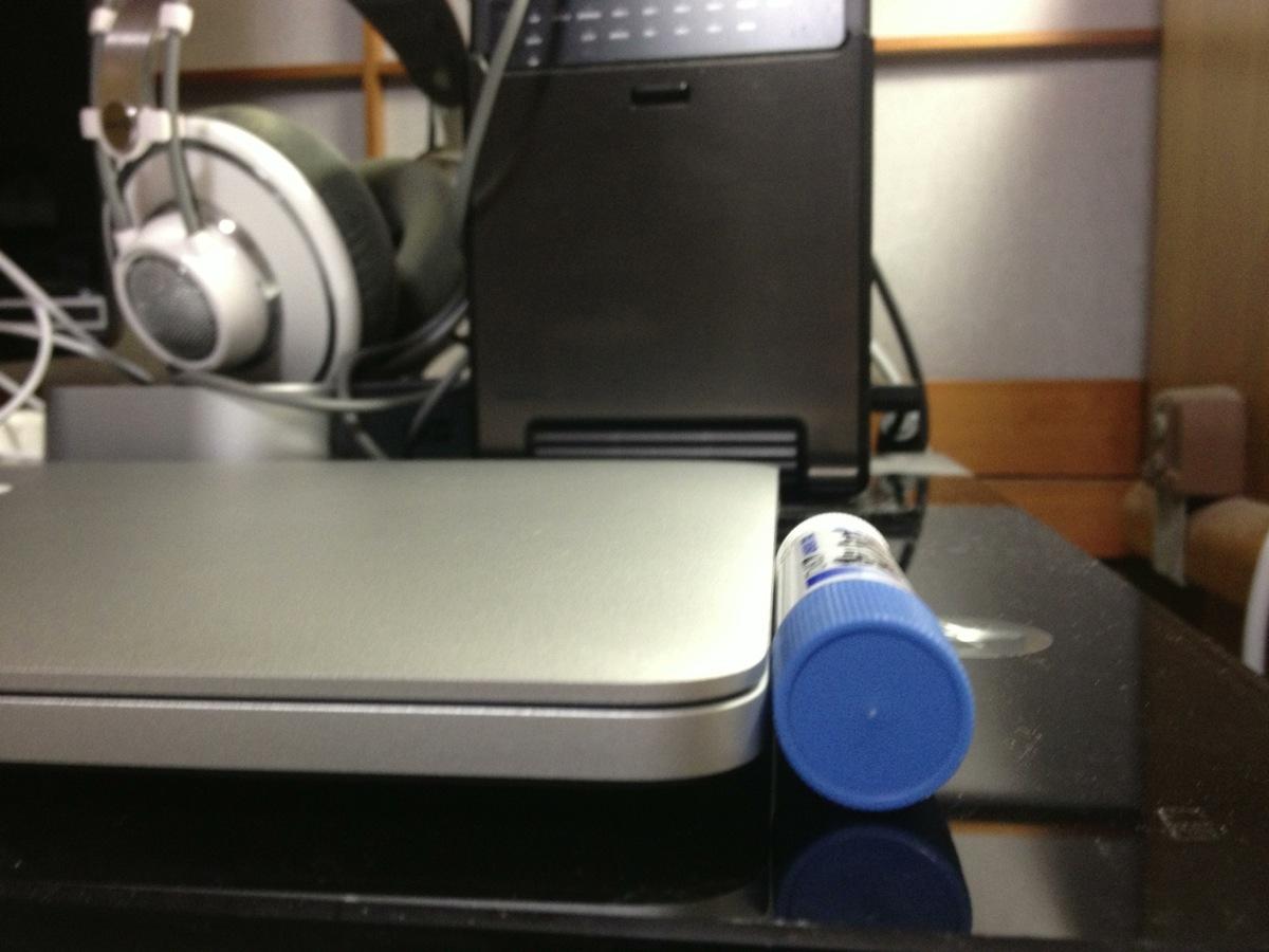 MacBookProRetinaの厚さを比較