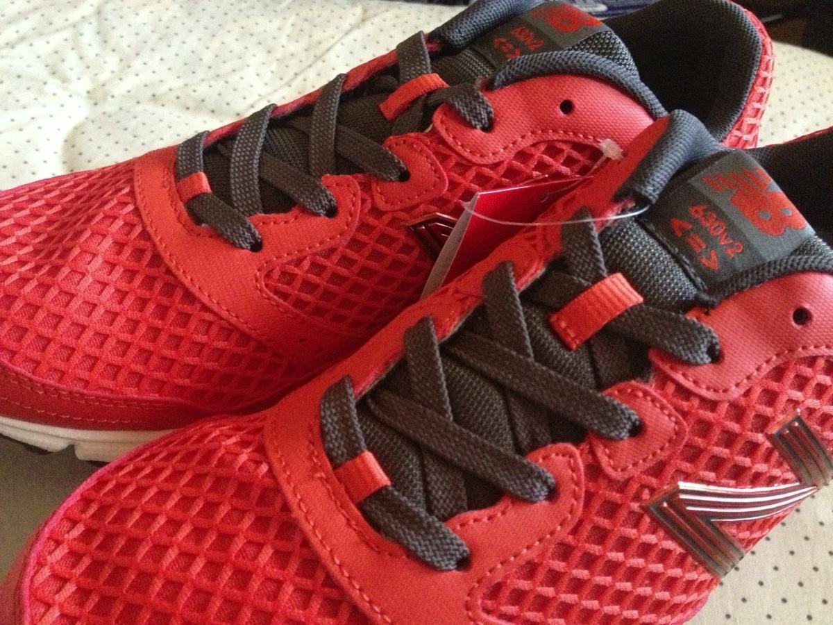 ニューバランスの靴購入 & ランニング1ヶ月ぶりに再開