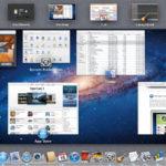 OS XのMission Control機能を紹介してみました。