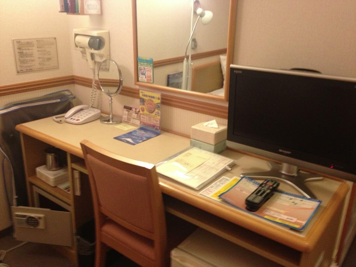博多駅近くのビジネスホテル