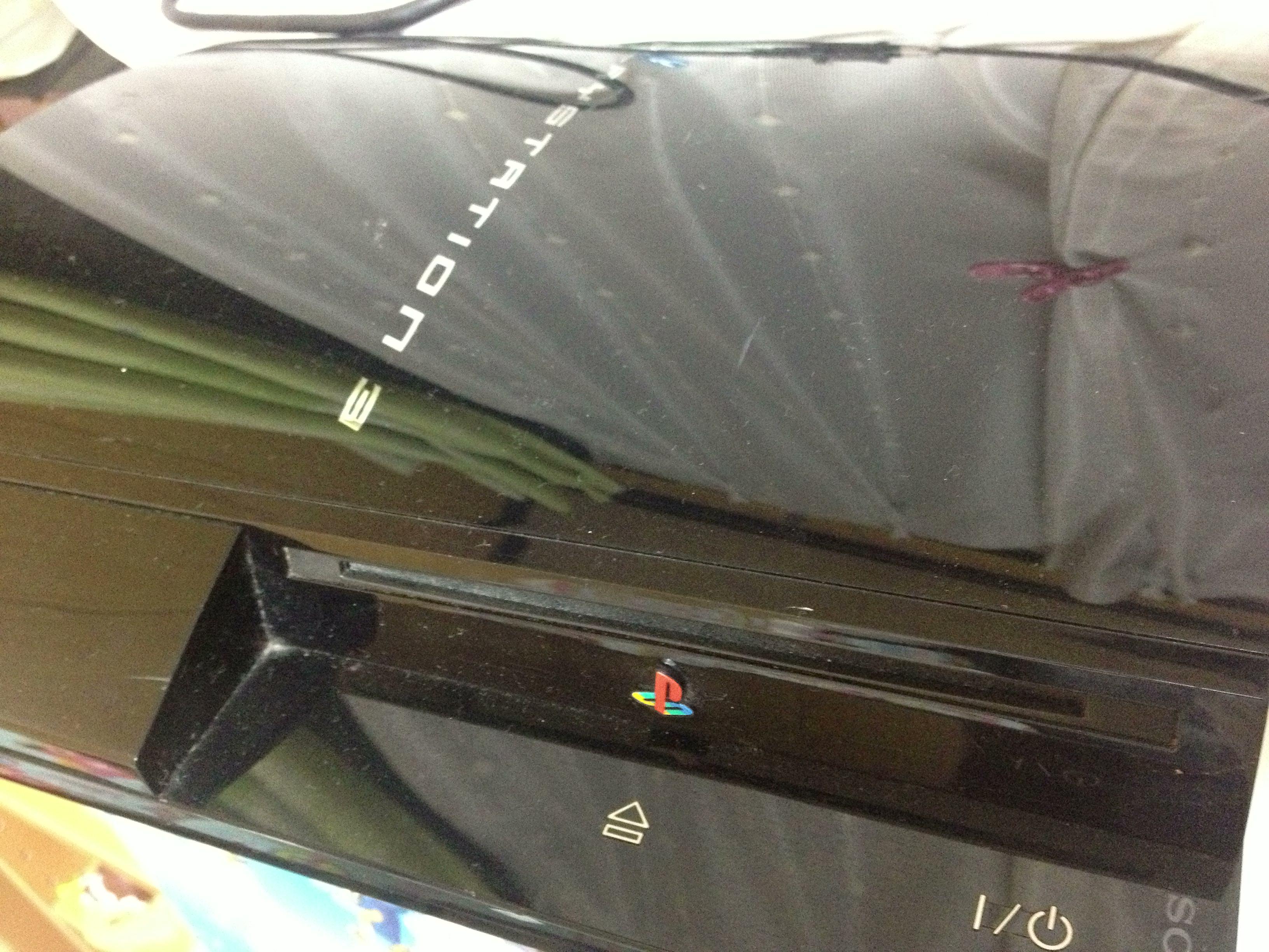 PS3初期モデル 20GB