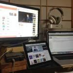 iPadやiPhoneをMacやWindowsのサブディスプレイにできるアプリ「Air Display2」を試してみました。
