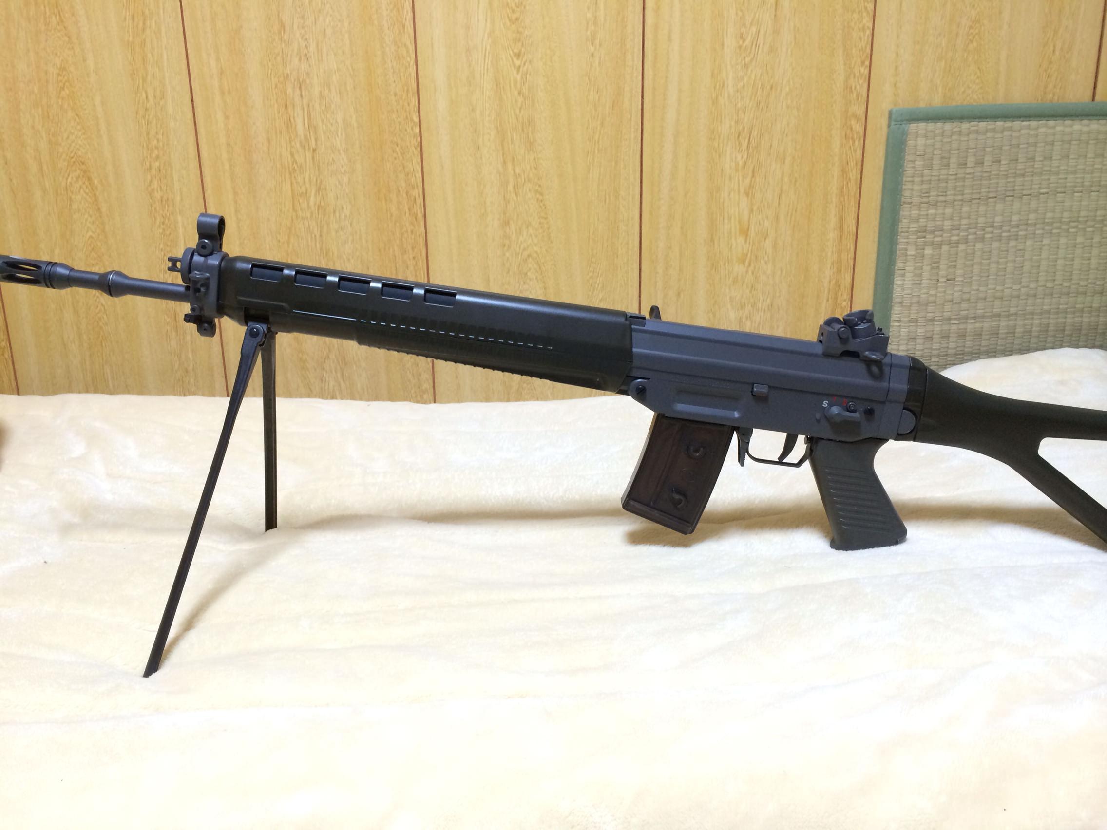 東京マルイ製 SIG SG550