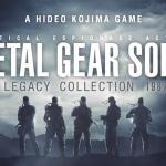 メタルギア25周年記念:歴代メタルギア作品が集結した「METAL GEAR LEGACY COLLECTION」購入しました!