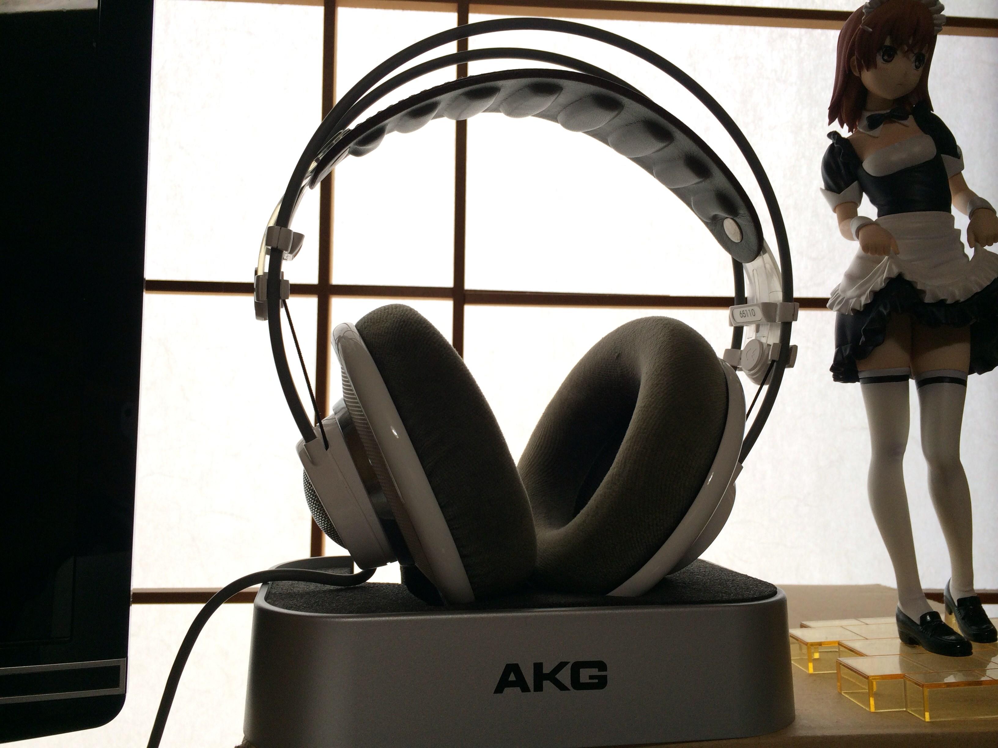 AKG K701 通称:澪ホン