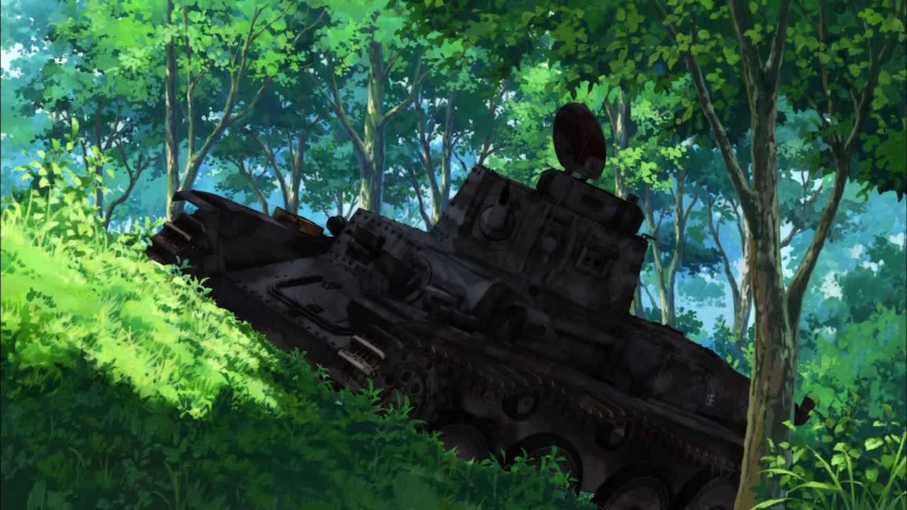 Girls and Panzer00004