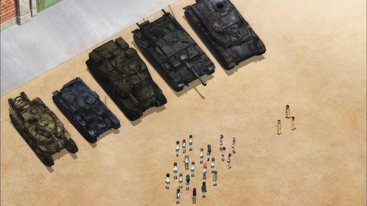 Girls and Panzer00008