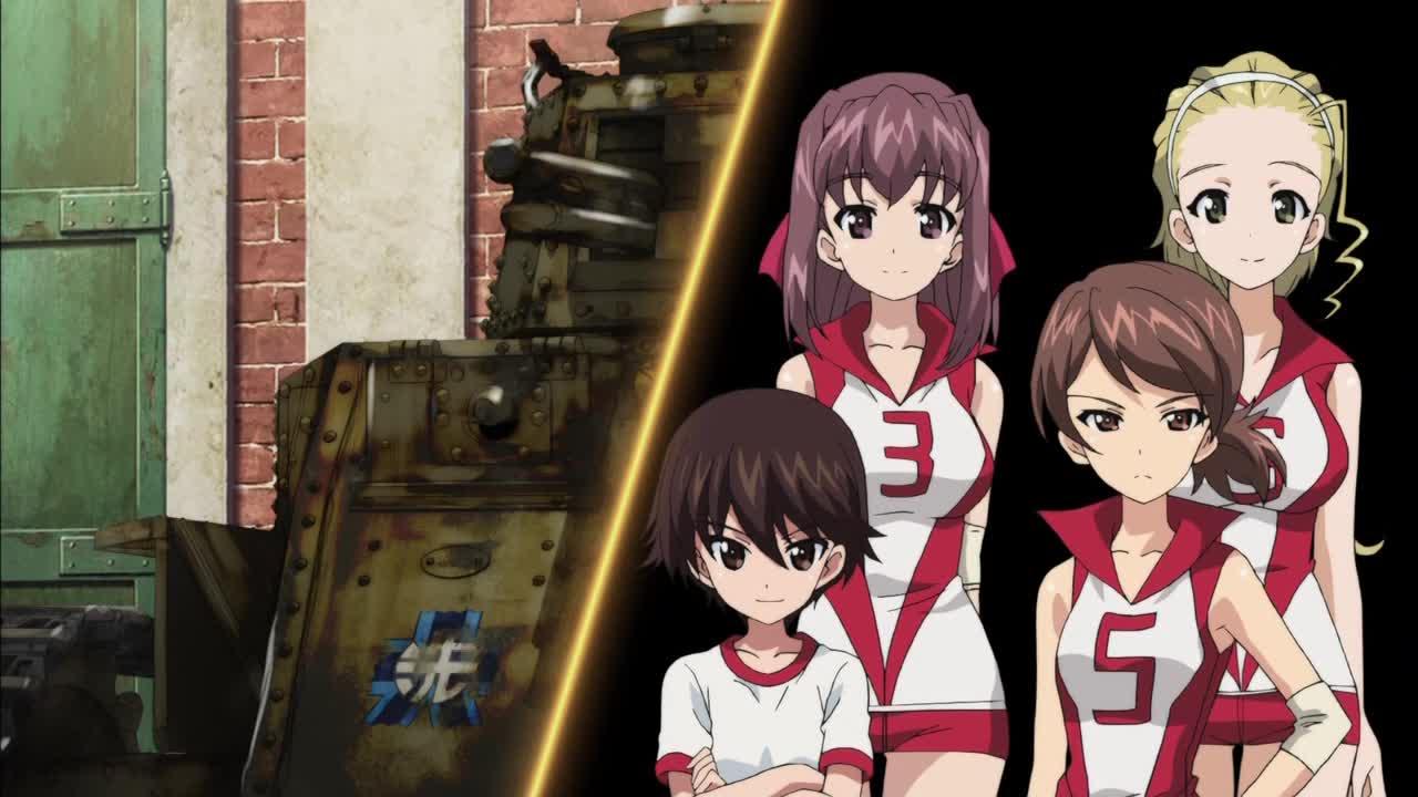 Girls and Panzer00010