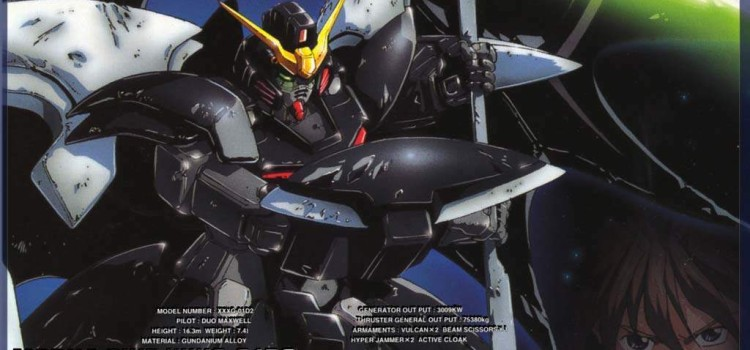 ガンダムEXVSは面白い、ガンダムデスサイズヘル(EW版)をメインで使用