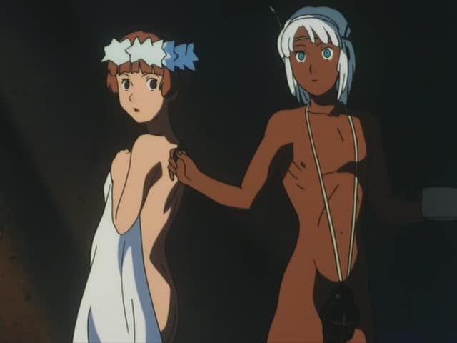 裸のロランとソシエ