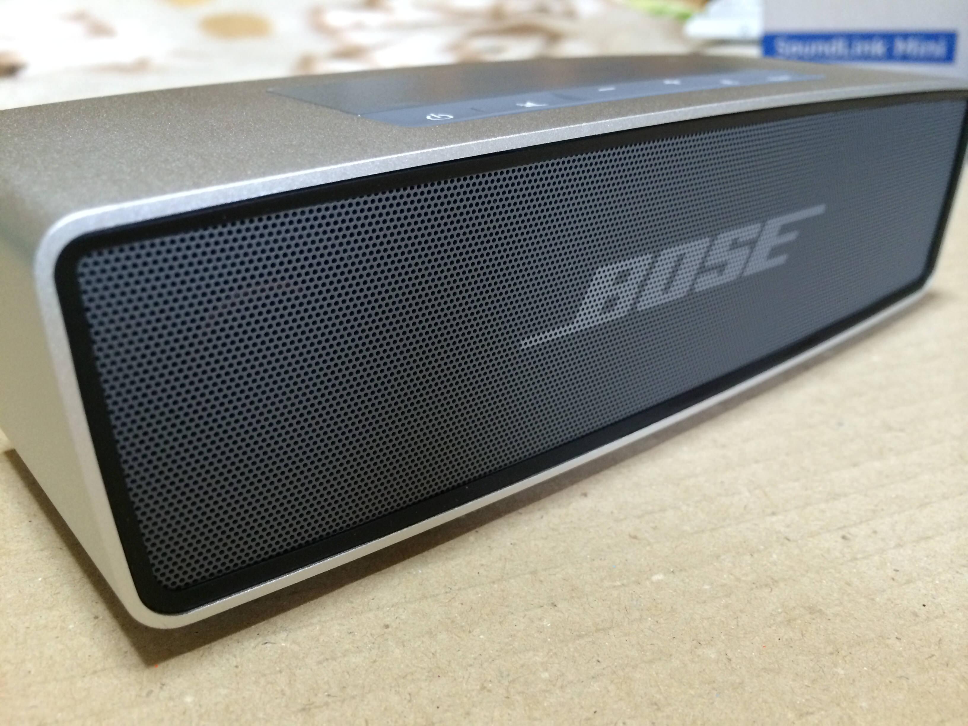 BOSE SoundLink mini Blutooth Speaker 本体