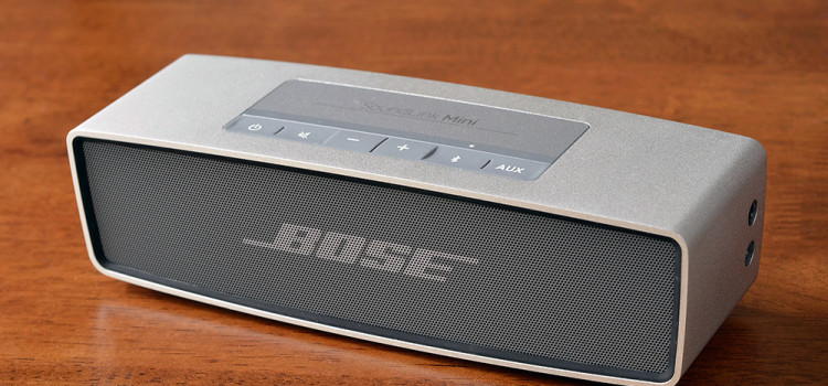 BOSEのSoundLink Mini Blutooth Speakerの購入レビュー