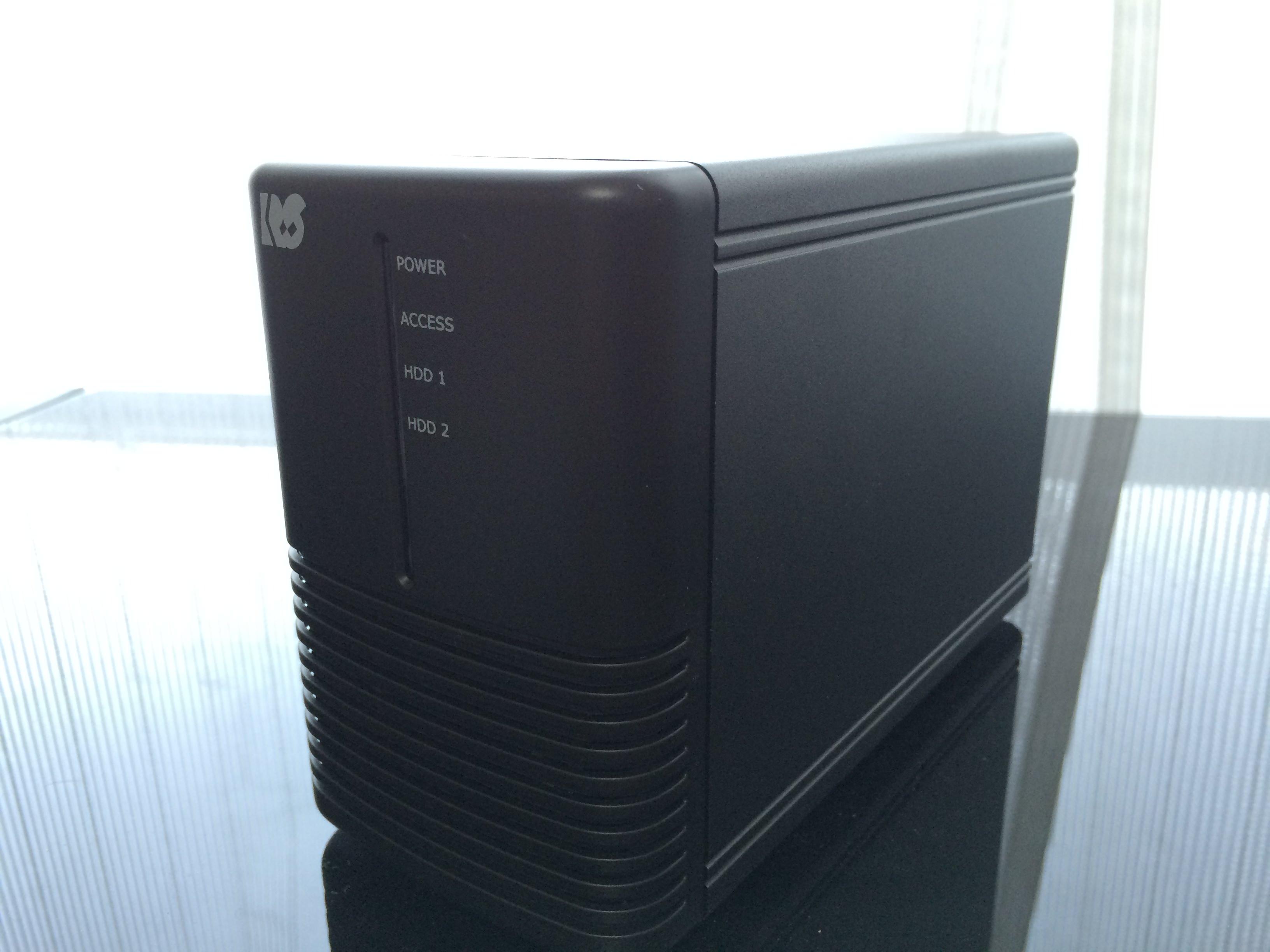Ratoc RS-EC32-U3R 外観