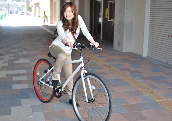 クロスバイク 初心者 購入
