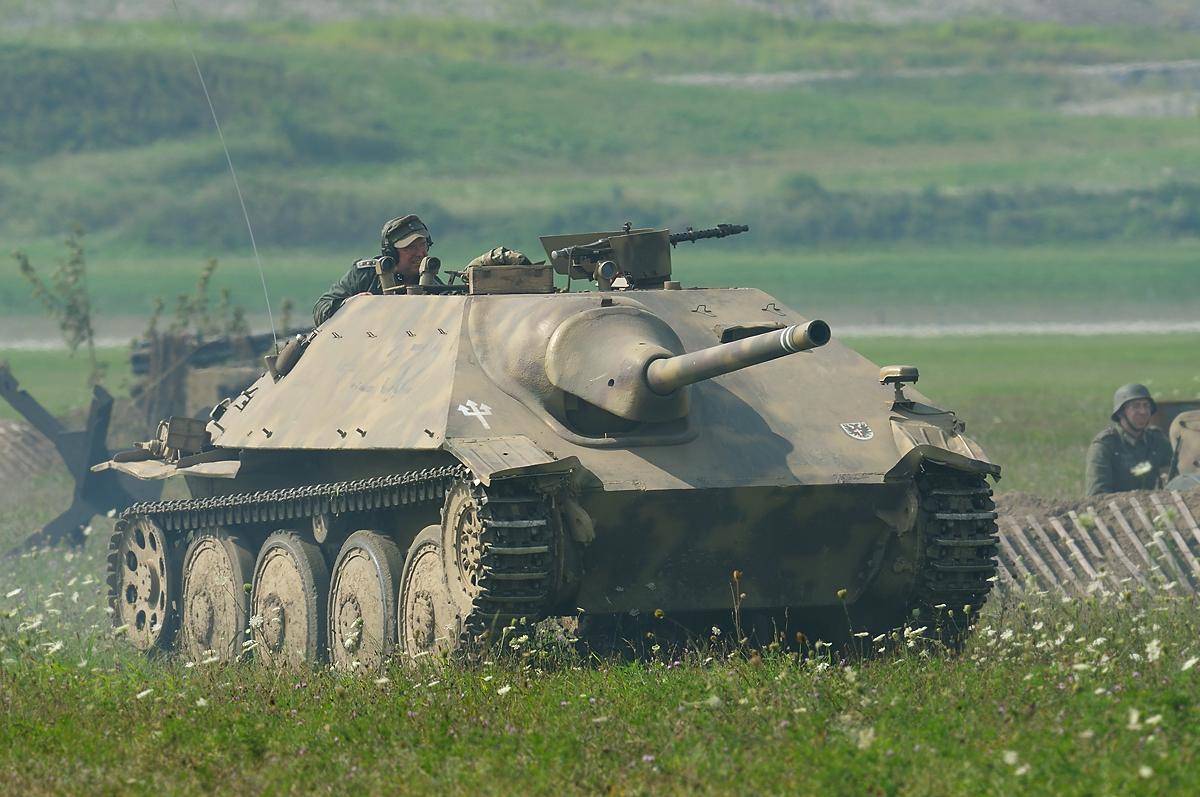 ドイツ軍戦車 ヘッツァー