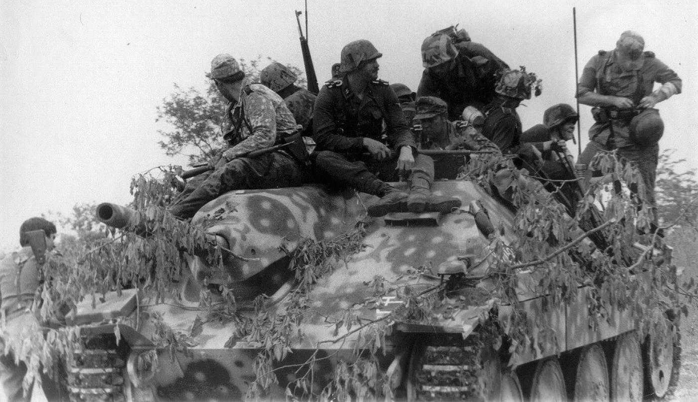 ヘッツァーと兵士 第二次世界大戦