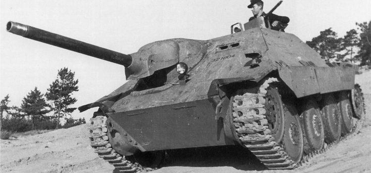 [WoT] |ドイツ軍-駆逐戦車ヘッツァー | 小さい!可愛い!格上殺し!の三拍子