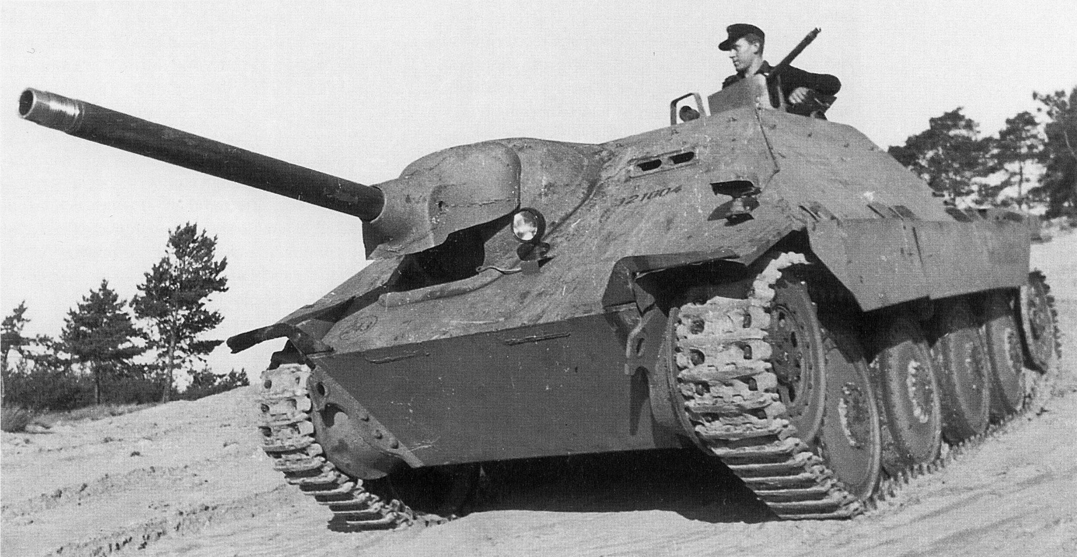 駆逐戦車 ヘッツァー 第2次世界対戦