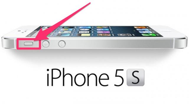 iPhone マナーモード