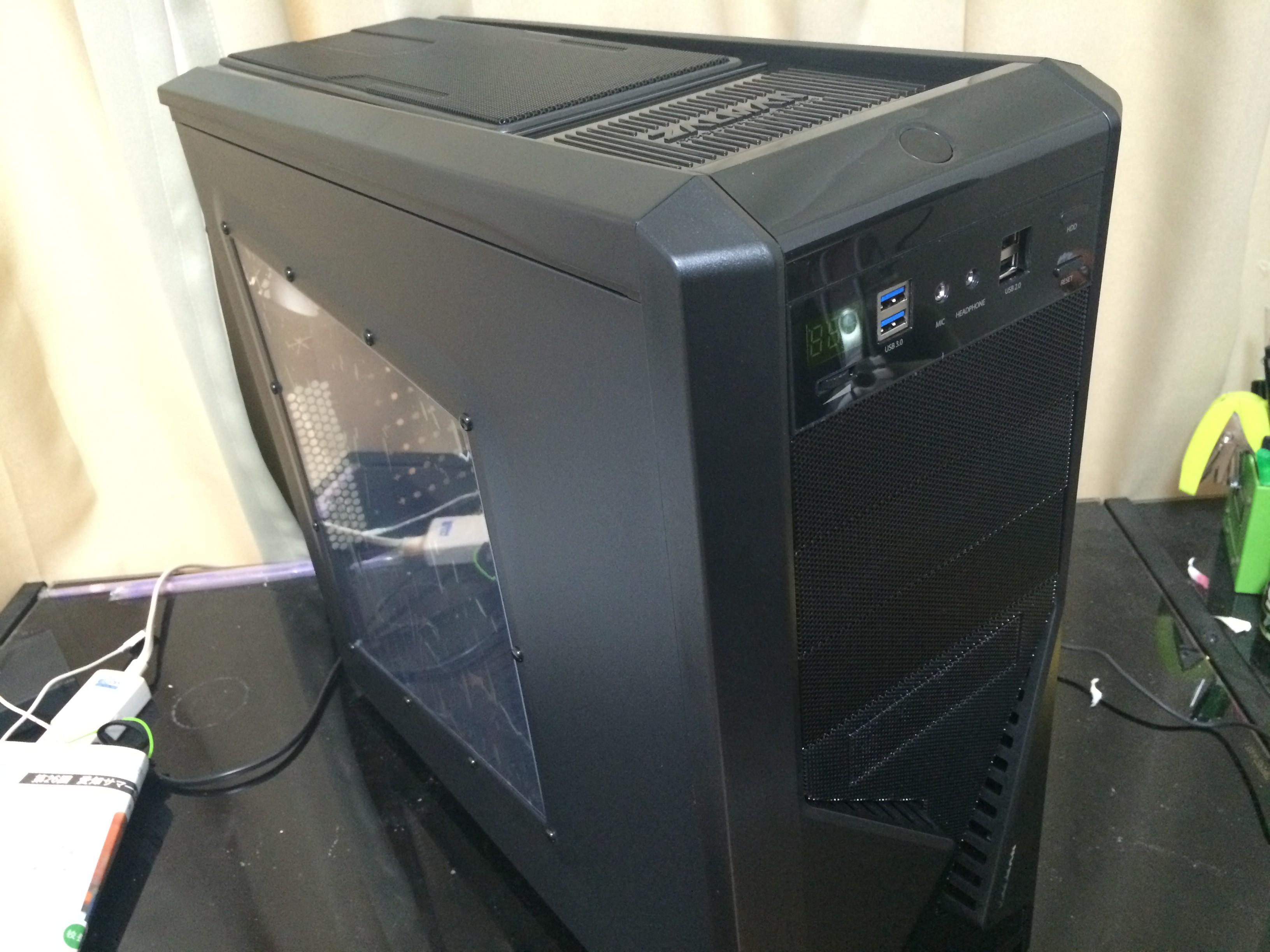 Z9 U3 PCケース