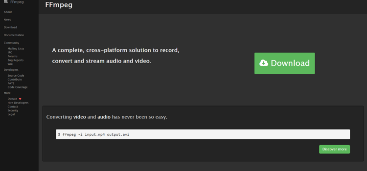 アニメ高画質用H.264/MP4のエンコード設定と再生できない時の対処方法のメモ書き