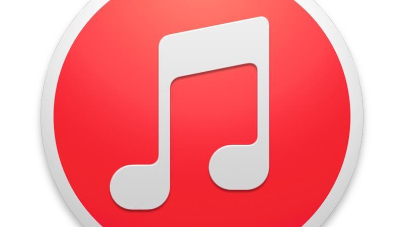 iTunesのアイコン画像です。