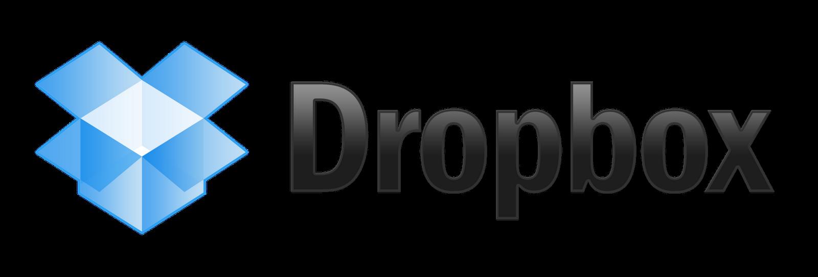 Dropbox リムーバブルメディア