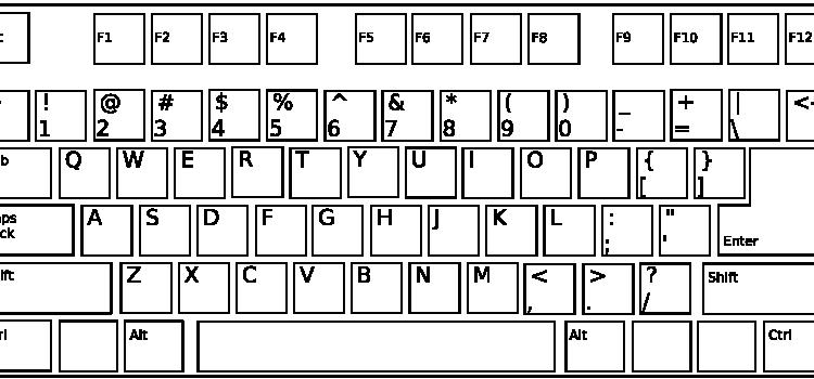 USキーボードのWindowsで日本語・英字を切り替える方法