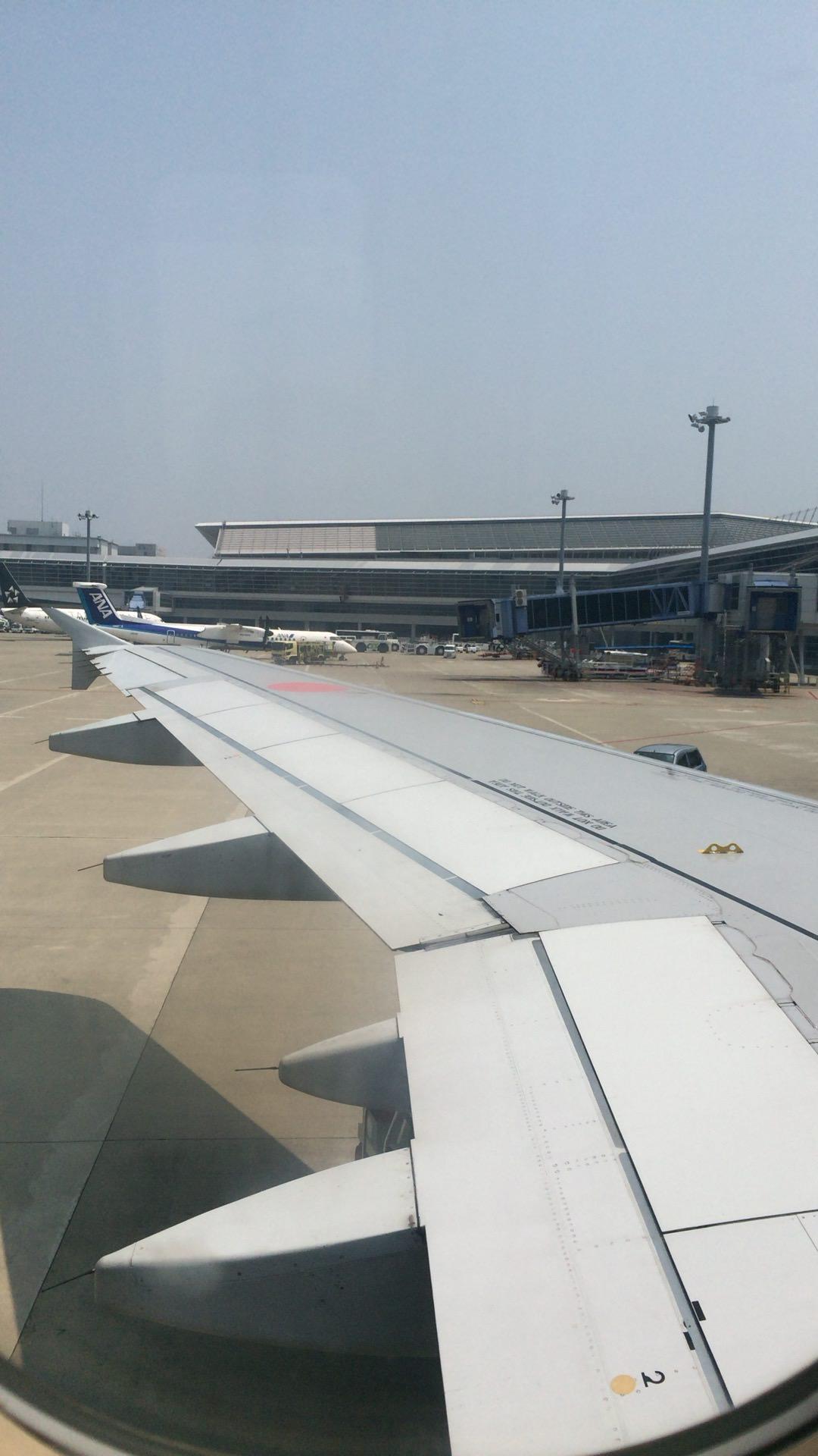 中部国際空港 旅客機