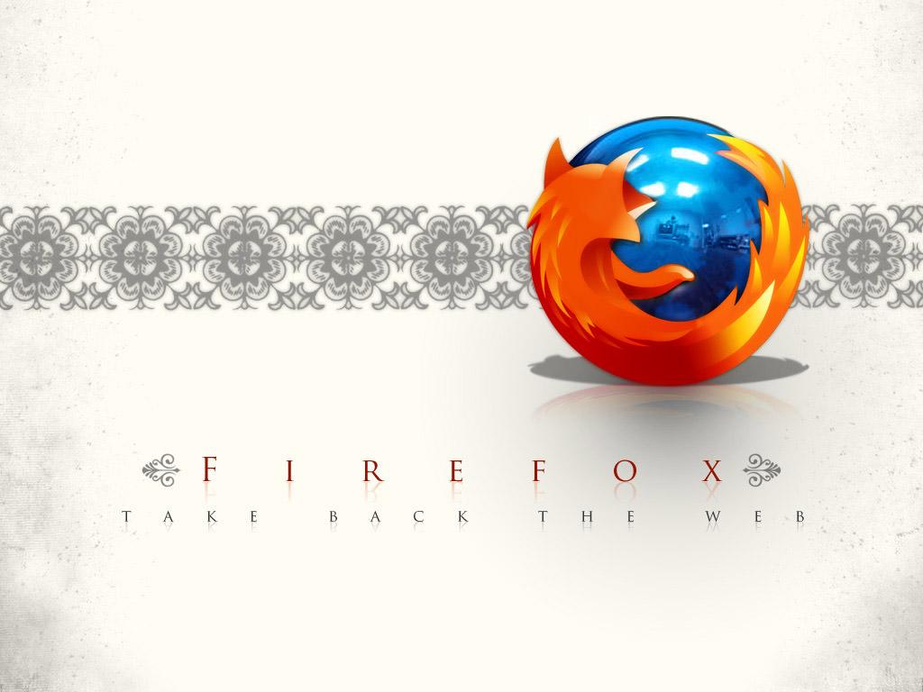 Mozila Firefoxの壁紙です。