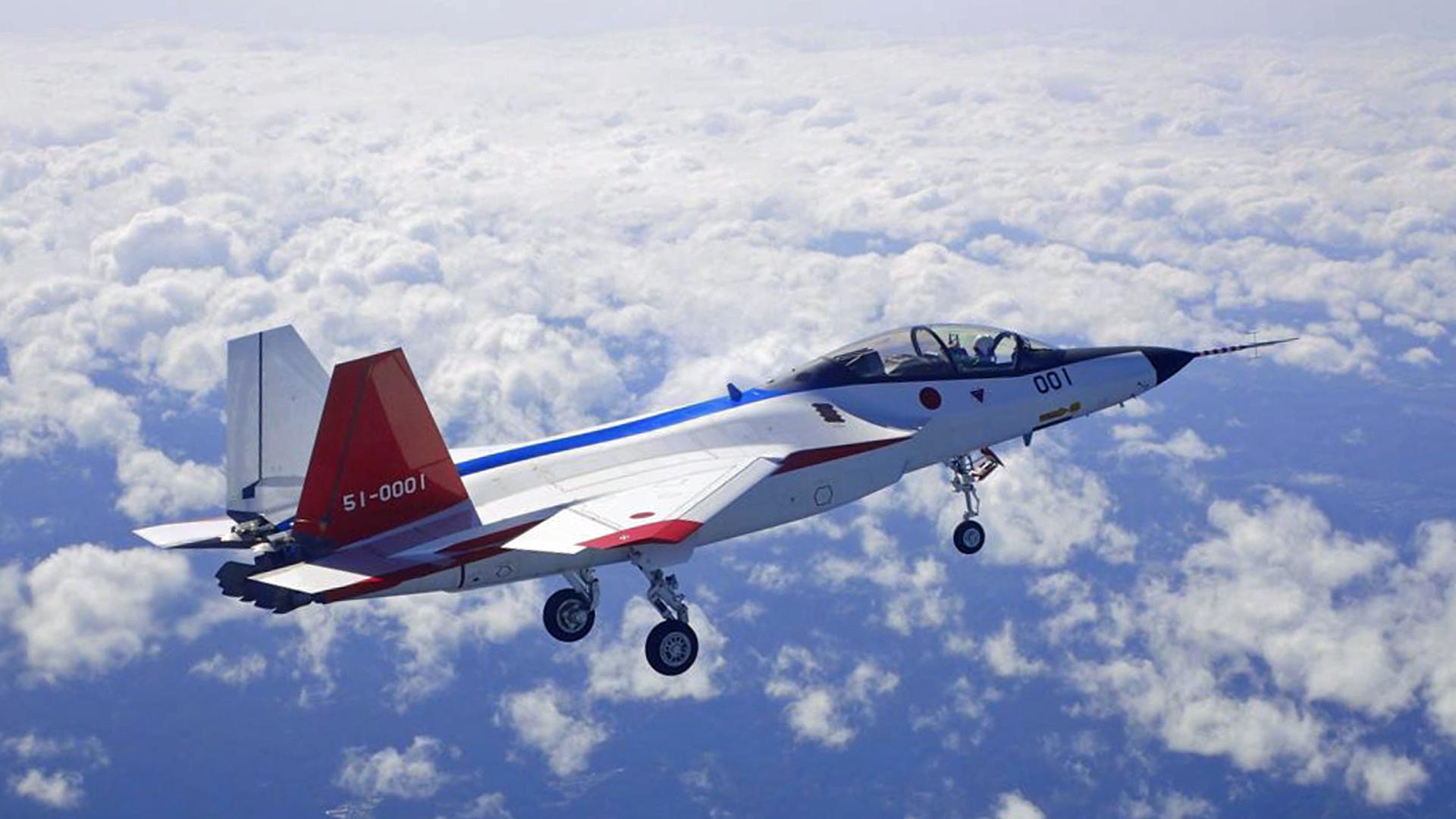 X-2 (航空機・日本) - Wikipedia