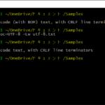 【Linux】 fileコマンド / データ形式や文字コードを判別