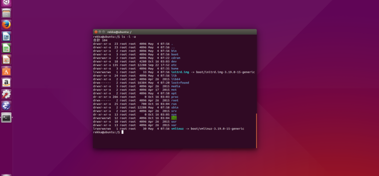 Linux / Ubuntuのプロキシサーバの確認と設定