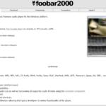 foobar2000のバックアップと復元方法