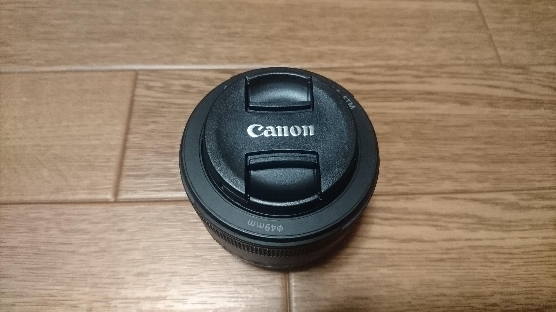 Canon 単焦点レンズ EF50mm F1.8 その2
