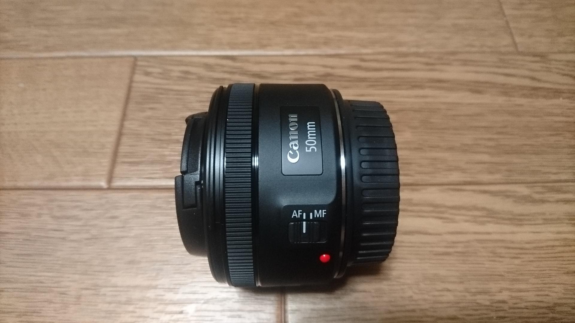 Canon 単焦点レンズ EF50mm F1.8 その3