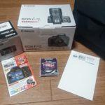 【デジイチ】 Canon EOS Kiss X7を購入