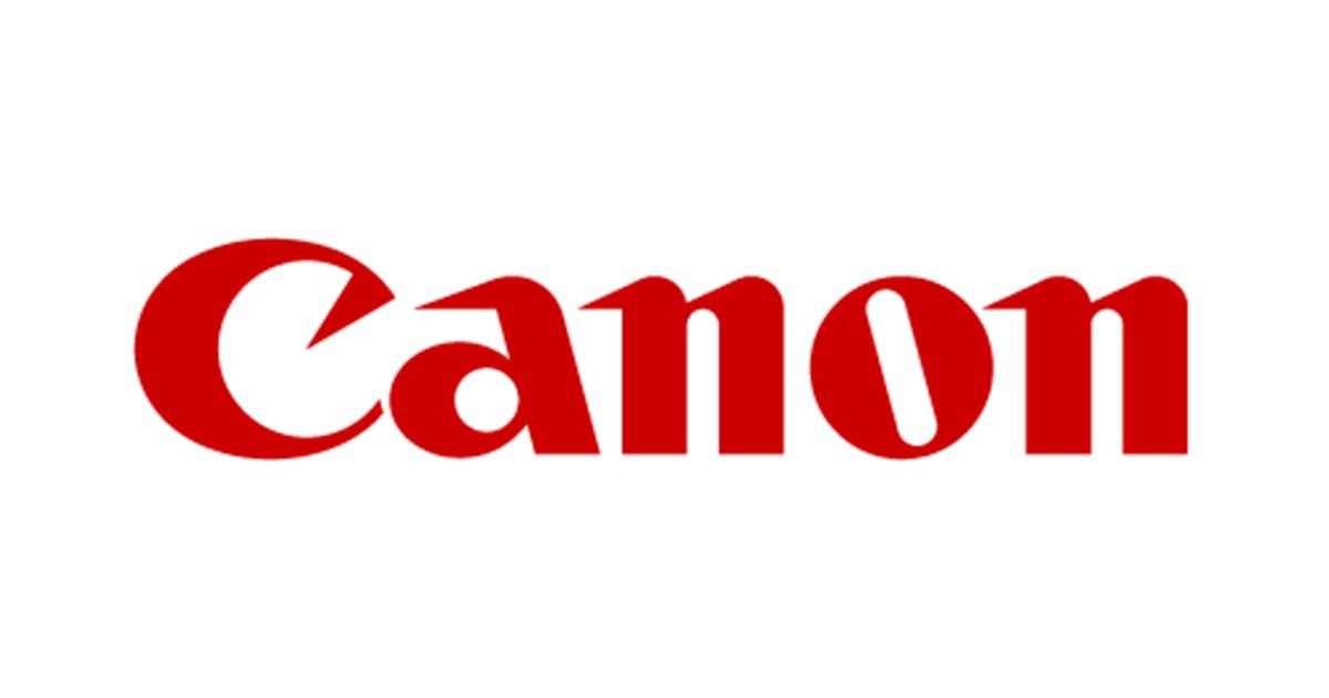 Canonロゴ