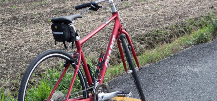 気軽に乗るならクロスバイクがおすすめ!メリットとデメリット
