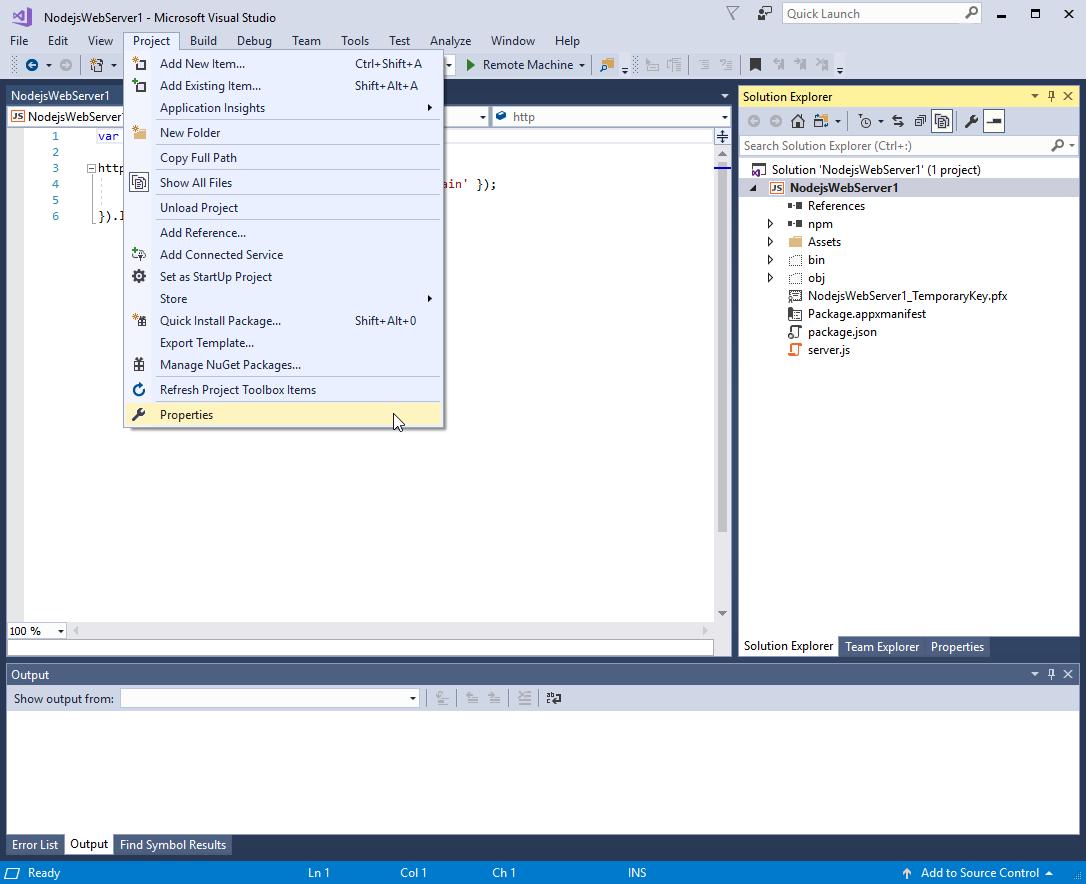 プロジェクト > プロパティ&#8221; width=&#8221;1086&#8243; height=&#8221;884&#8243; class=&#8221;aligncenter size-full wp-image-10709&#8243;></a></p> <p>プラットフォームをARMに変更し、Remote MachineにRaspberry PiのIPアドレスを入力します。</p> <p>Raspberry PiのIPアドレスはWindow 10 IoTのホーム画面で確認できます。</p> <p><a href=