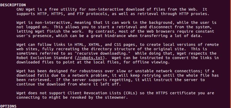 【Linux】wgetで一括ダウンロードができない時の原因と対処方法